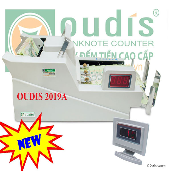 Máy đếm tiền cao cấp Oudis 2019A