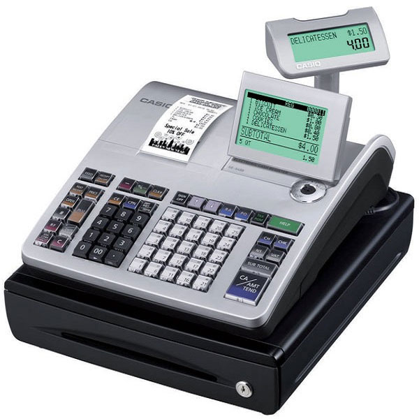 Máy tính tiền Casio SE-S400
