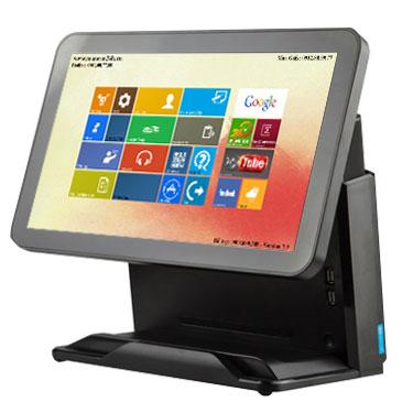 Máy bán hàng cảm ứng Pos LX-8000 I5 Ram 4GB
