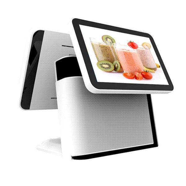 Máy bán hàng Cảm Ứng GPOS G15T 2 màn hình