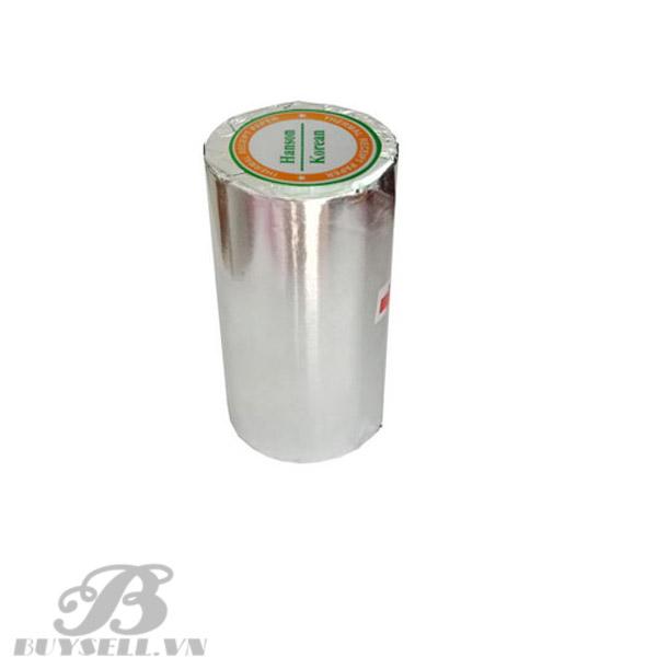Giấy in hoá đơn bọc bạc k110x45mm