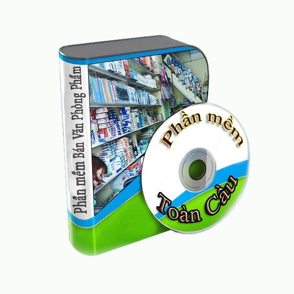 Phần mềm Quản lý bán hàng văn phòng phẩm