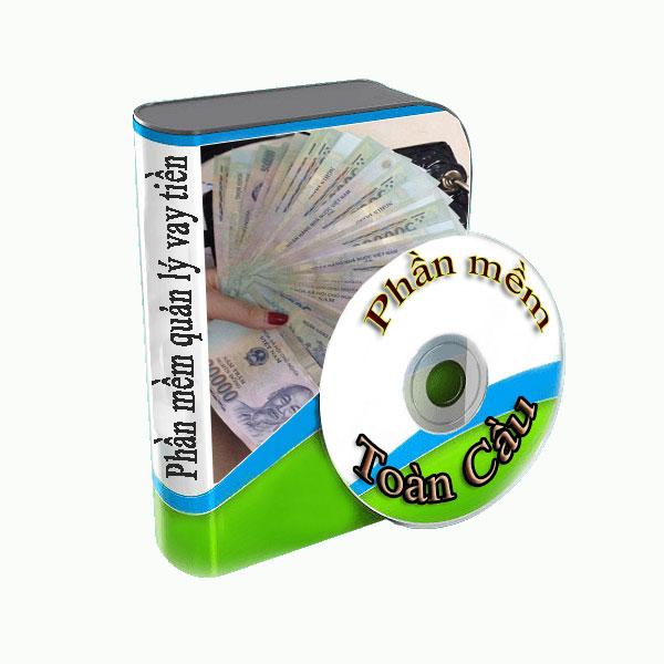 Phần mềm quản lý cho vay tiền