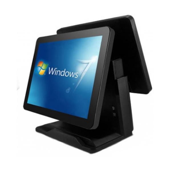 Máy bán hàng cảm ứng POS LX-8000 i5 2 màn hình
