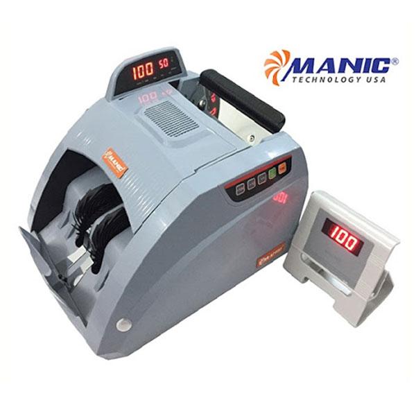 Máy đếm tiền Manic B-8500 Nhật Bản