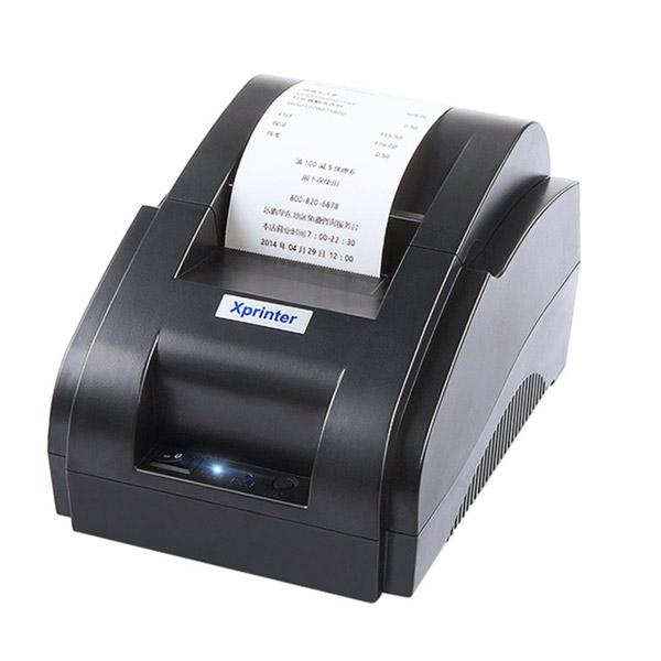 Máy in hóa đơn Xprinter 58iih  Bluetooth + USB
