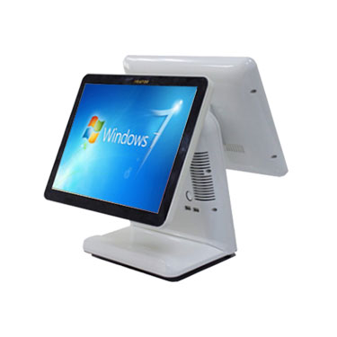 Máy bán hàng cảm ứng 2 màn hình HBAPOS 9000